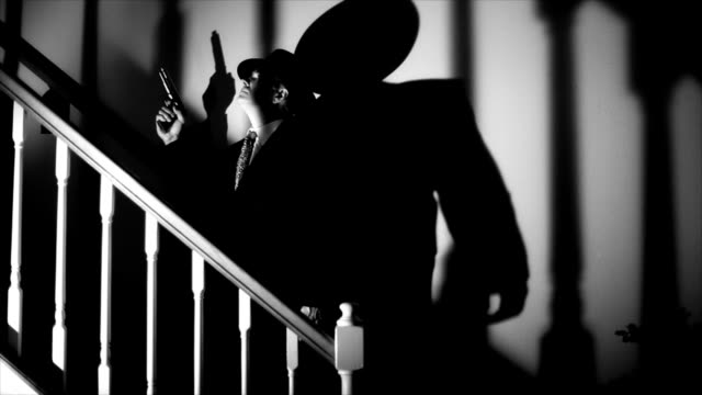 Best Film Noir Stock Videos and Royalty-Free Footage - iStock