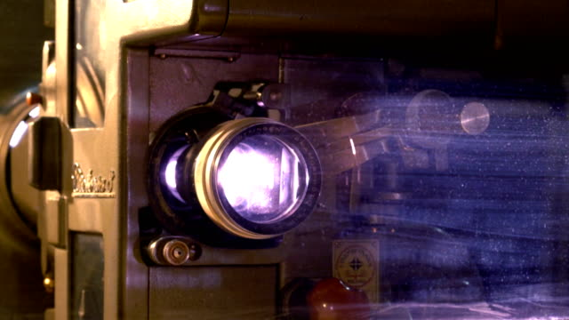 Film Projector 4K