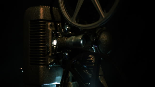 film projector video