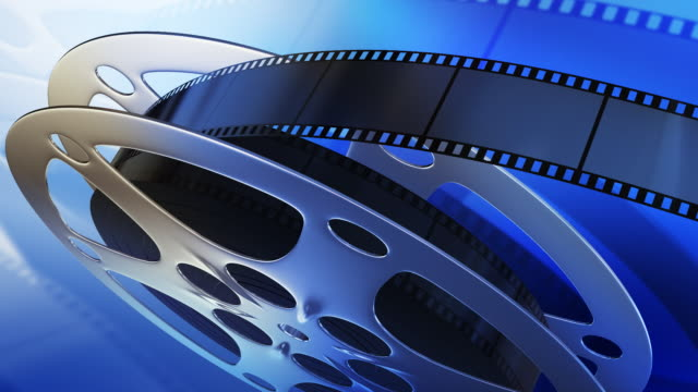 Film reel video