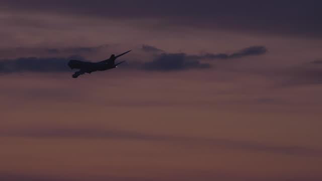 日没時のファイナルアプローチ ビデオ