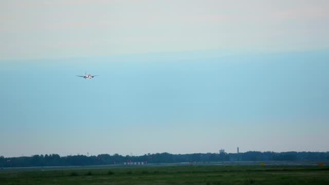 Final approach video