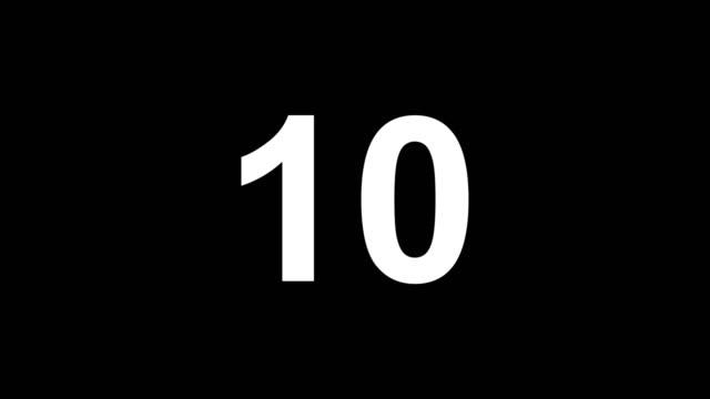 Final countdown video