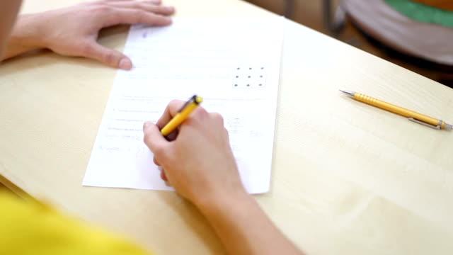 Final exam video