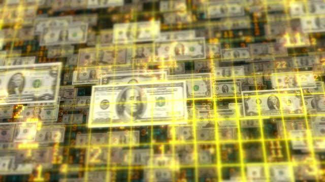 財務背景 - レポートのビデオ点の映像素材/bロール