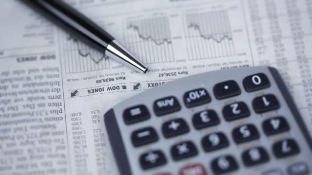 Financial Calculator video