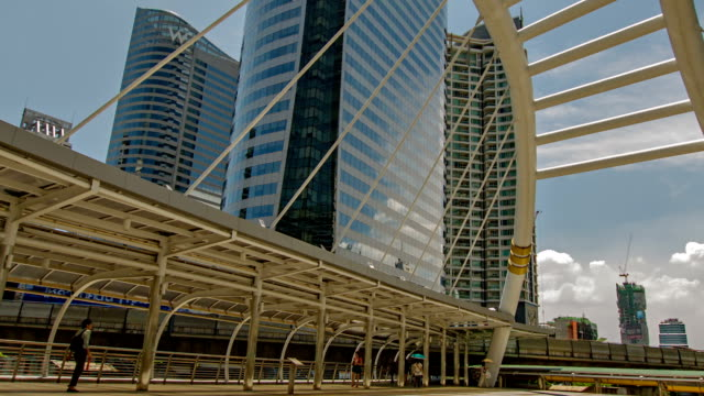 financial district - post modern architecture stock videos & royalty-free footage