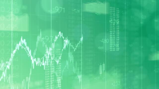 経済成長 - レポートのビデオ点の映像素材/bロール