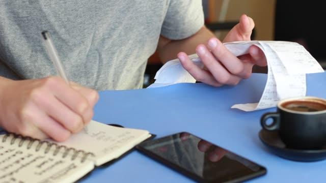 financial planning. money saving - financial planning stock videos & royalty-free footage