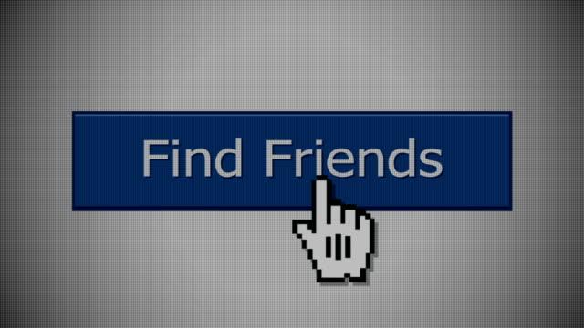 Find Friends Button video