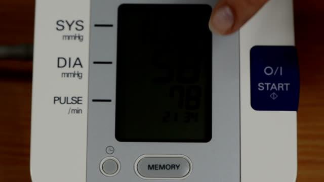 finger number pressure video