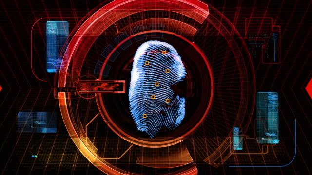 Fingerprint Security Scan (HD) video