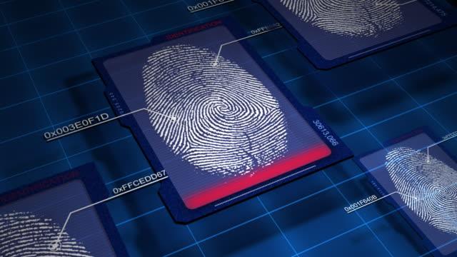 fingerprint video