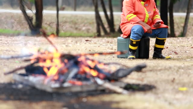 Fire Fighter Training video