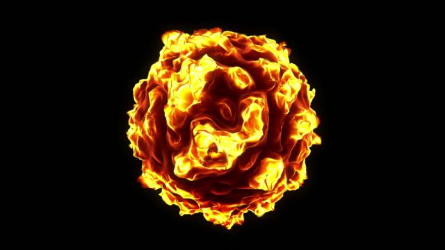 Fire Orb video