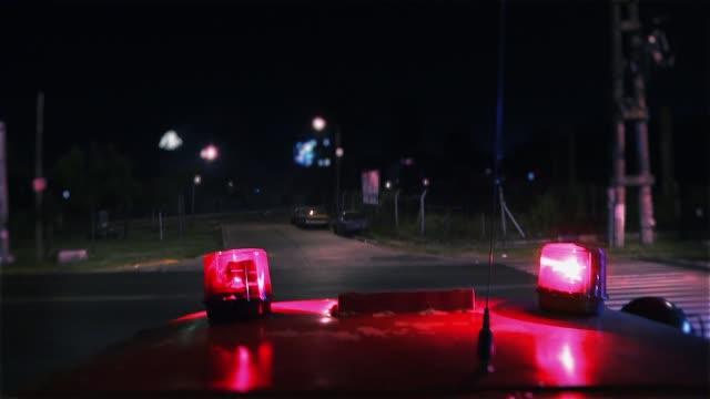 Fire Truck Responding.