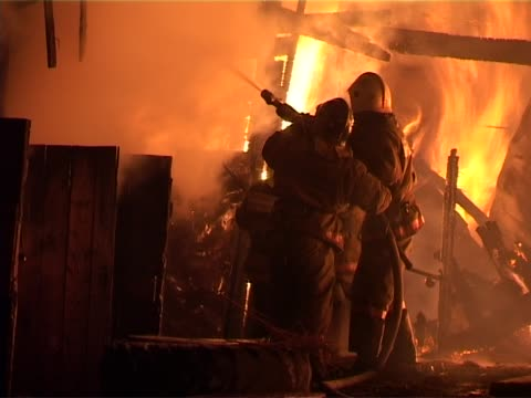 fire - firefighter stock videos and b-roll footage
