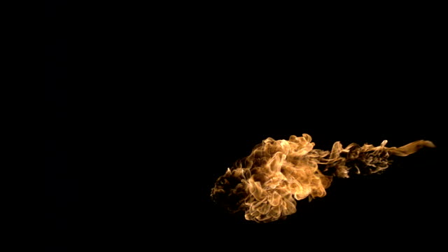 fire-burst slow motion - dragon stock videos and b-roll footage