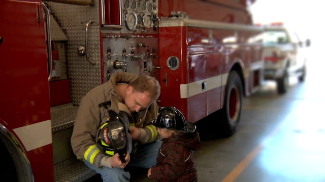 Fireman and Son video