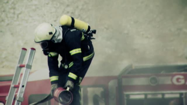 Fireman de prestaciones - vídeo