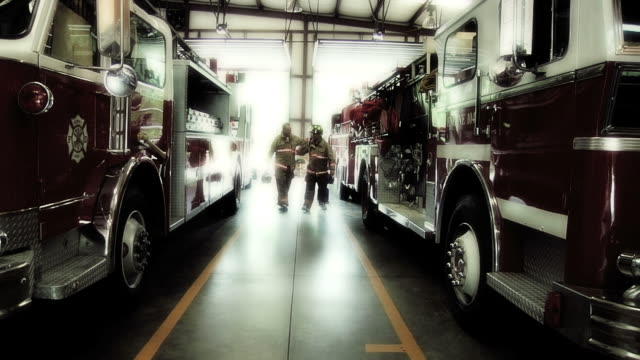 Firemen At Work video