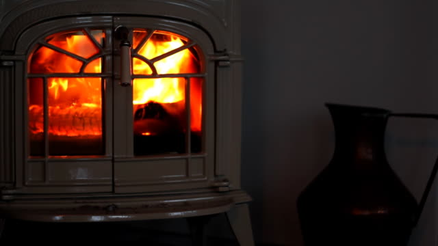 Best Wood Burning Stove Stock Videos and Royalty-Free