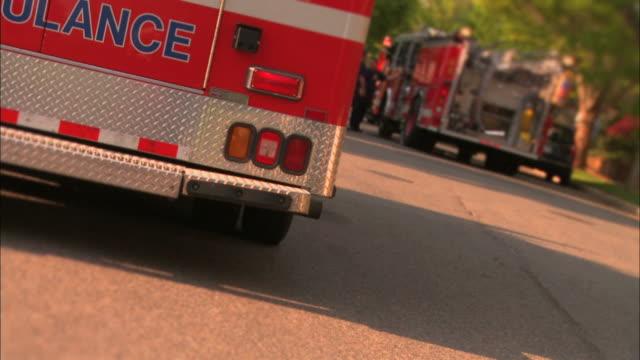 Firetruck and Ambulance 03 video