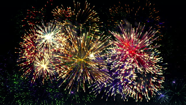 Firework Display 26s Firework Display 26s fireworks videos stock videos & royalty-free footage