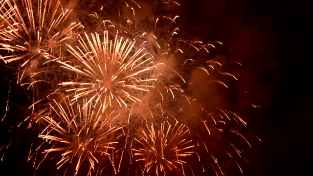 Firework Display Firework Display bastille day stock videos & royalty-free footage