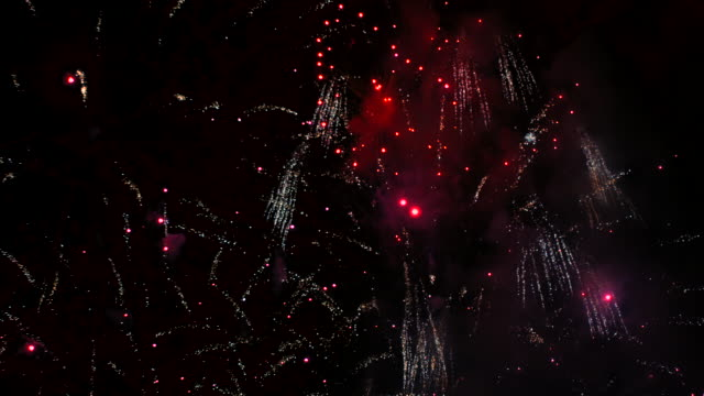 firework for background video