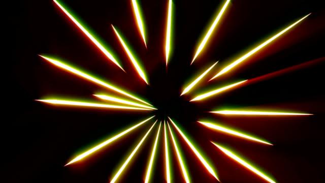 Feuerwerk-Sterne – Video