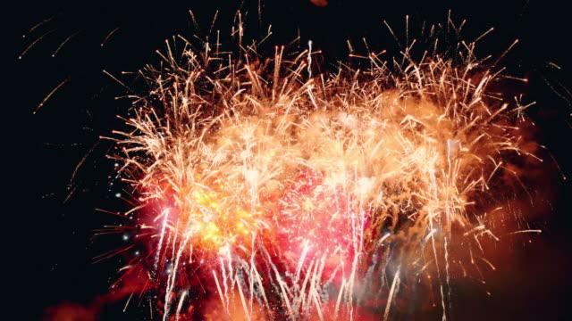 Firework Firework Background fireworks stock videos & royalty-free footage