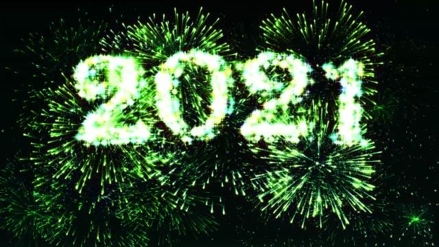 Fireworks Display Grren2021 video