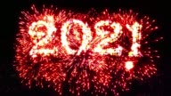 istock Fireworks Display Red 2021 1266322848