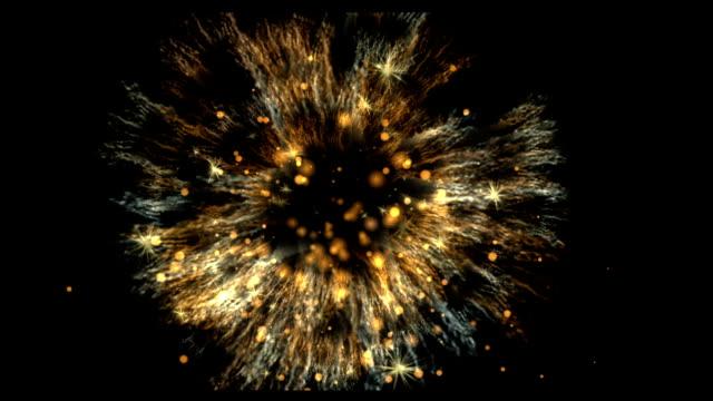 fireworks display video