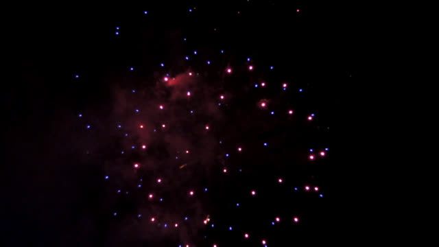 Fireworks Finale Fireworks Finale firework explosive material stock videos & royalty-free footage