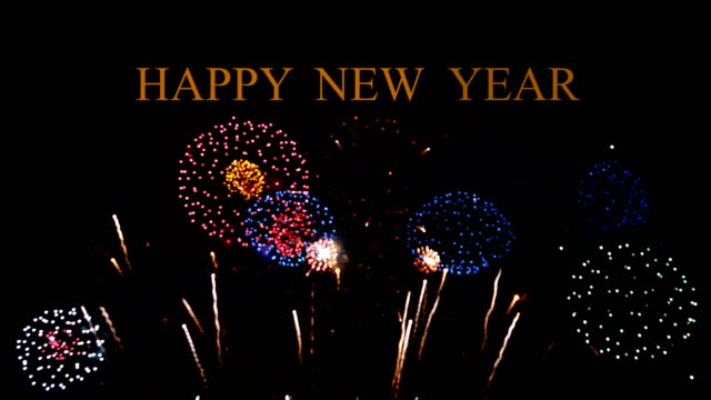 Royalty Free Happy New Year 2019 HD Video, 4K Stock Footage & B-Roll ...
