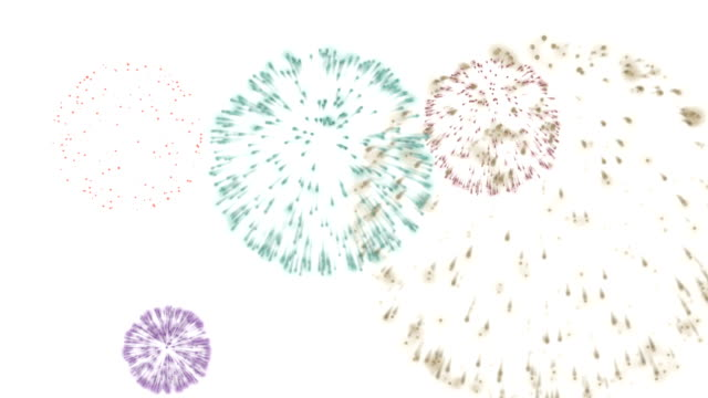 Fireworks In Space Fireworks In Space fireworks stock videos & royalty-free footage