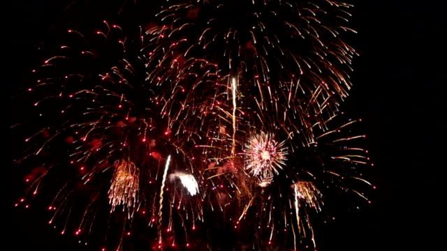 Fireworks or firecracker. video