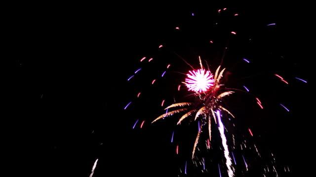 Fireworks - Sharp Vibrant Clean HD video
