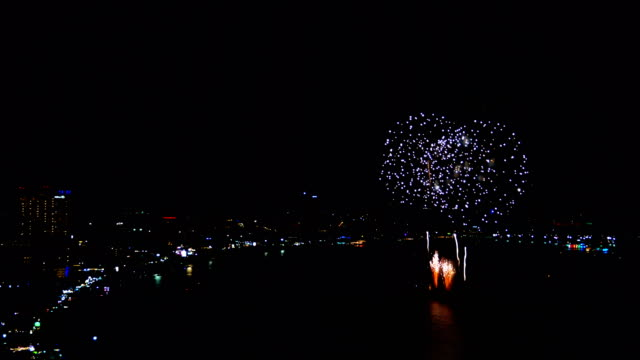 4K: Fireworks show Video of Fireworks show. 4K(UHD) 3840x2160 format. petard stock videos & royalty-free footage