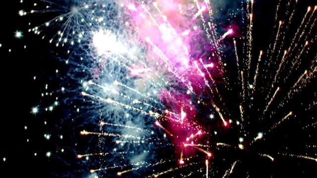 Fireworks video