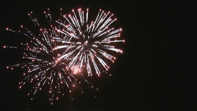 HD: Fireworks video