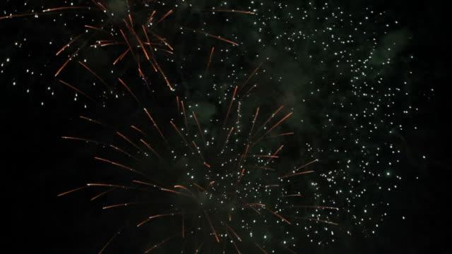 Feuerwerk mit Ton – Video