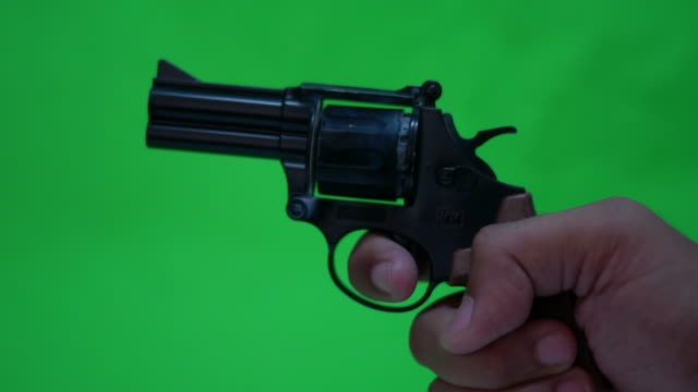 Firing a starters pistol Starting pistol being fired gun stock videos & royalty-free footage