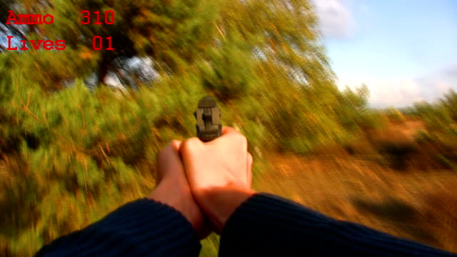 First Person Shooter video