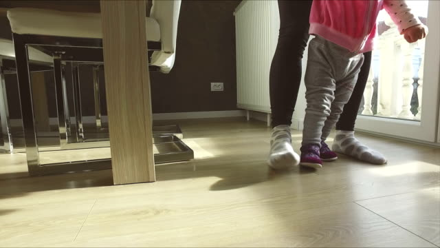 First steps video