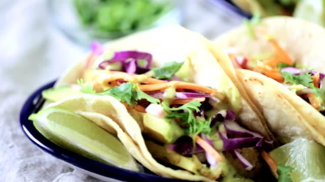 Fish tacos video