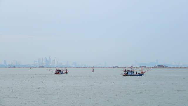 4K: Fishing Boat
