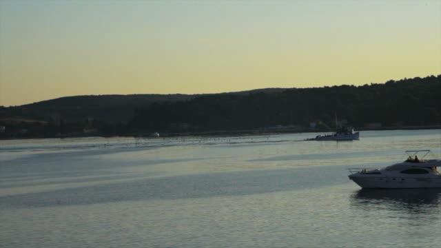 Fishing boat video